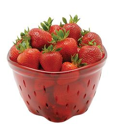 This Simply Strainer Berry Colander is perfect! #zulilyfinds