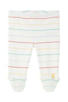 These footed leggings solve all those lost-socks and chilly-toes dilemmas. Created in organically grown cotton that feels beautifully soft, they feature an elasticated waistband to allow your little wriggler to move freely. Simply pop them over a bodysuit and you're good to go. Joules is a proud member of the Better Cotton Initiative. Machine washable. 100% Cotton. Cotton Leggings, Striped Leggings, Baby & Toddler Clothing, Toddler Outfits, Date Outfits, Girl Outfits, Boys Rain Boots, Joules Clothing, Lost Socks