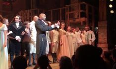 Watch The 'Hamilton' Cast Deliver A Powerful Message To Mike Pence