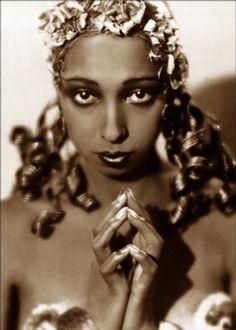 Josephine Baker, my fellow St. Louisan