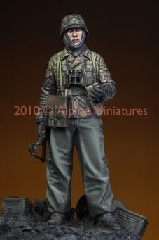 SS NCO Grenadier! An awesome figure from Alpine Miniatures
