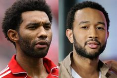 Shit Lookalikes: Jermaine Pennant & John Legend | Who Ate all the Pies