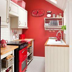 Clever face-lift | kitchen makeover | kitchen worktops | kitchen storage | kitchen revamp | budget kitchen ideas | ideal home | housetohome