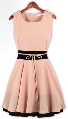 Girly style dress