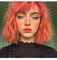 35 Edgy Hair Color Ideas to Try Right Now Looking to give your hair an edge? Then check out these 35 edgy hair color ideas to try and get inspired! Hair Inspo, Hair Inspiration, Character Inspiration, Cheveux Oranges, Grunge Hair, Pretty Hairstyles, Red Hairstyles, Hair Goals, Your Hair