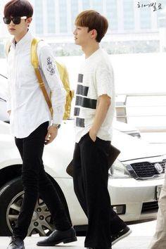 Chanyeol & Chen ♥ #EXO