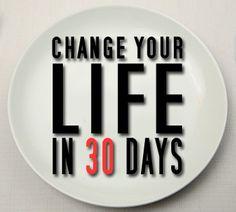 Whole30 2014: Week 1 Meal Plan