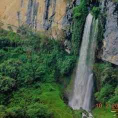 Catarata el cornelio, Celendin, Cajamarca