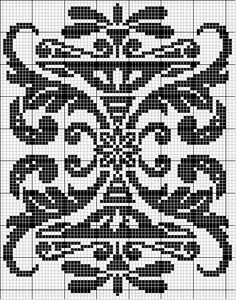 diagrams crochet photo 35 filet crochet crochet filet filete crochet crochet charts