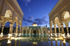 Beautiful Hotel: Palais Namaskar in Marrakech, Morocco