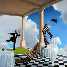 Trouble in Paradise by Jeroen Buitenman