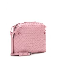 Intrecciato Leather Shoulder Bag ✽ Bottega Veneta ♦ mytheresa