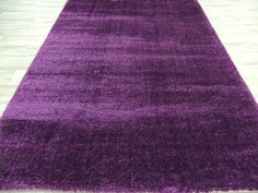 Groovy Purple Shaggy Rug Size: 160 x Shaggy Rug, Machine Made Rugs, Rugs Online, Rug Size, Colours, Traditional, Stuff To Buy, Purple, Design