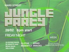 Our amazing Jungle Party, 28/02/14