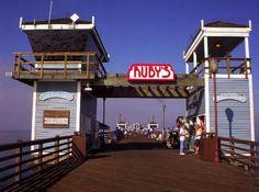 Ruby's Diner on the Oceanside Pier   Travel   Oceanside CA   Oceanside Beaches