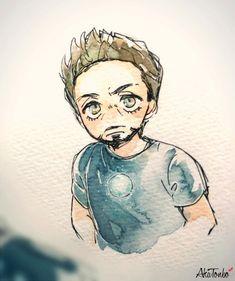 Iron Man || Tony Stark