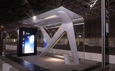 """Modelo """"brutalista"""", que lembra a arquitetura da ponte Octavio Frias de Oliveira (ponte estaiada)"""