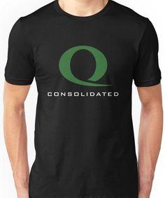 Queen Consolidated shirt – Q logo, Arrow, Green Arrow Unisex T-Shirt