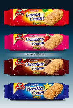 Delicia Biscuits