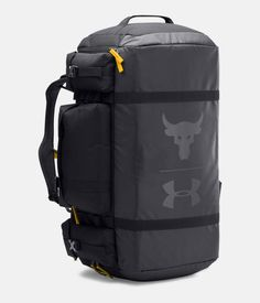 fa23a2b490d5 Shop Under Armour for UA x Project Rock Range Duffle in our Mens Duffels  department.