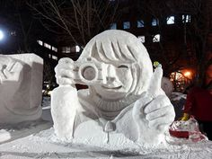 sapporo snow festival | Marc's Blog: japan2017 - Sapporo Snow Festival