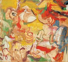 lee krasner/1908-1984 Joan Mitchell, Jackson Pollock, Famous Artists, Great Artists, Abstract Expressionism, Abstract Art, Brooklyn, Lee Krasner, Willem De Kooning