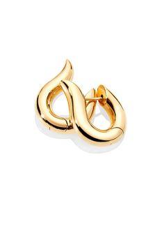 SIGNATURE HOOP large earrings