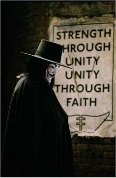 V pour Vendetta : photo James McTeigue
