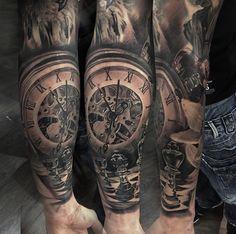 Amazing forearm tattoo!!