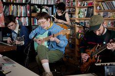 Florist: NPR Music Tiny Desk Concert - YouTube