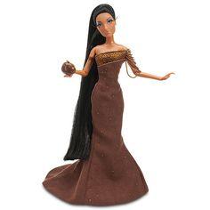 Disney Princess Designer Doll - Pocahontas