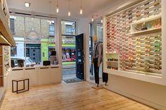 Bowtie shop in Shoreditch, 10 Cheshire Street, Le Colonel Moutarde  Cufflinks, Pocket Square, Bow tie, Braces, Suspenders  http://www.lecolonelmoutarde.com/en/content/10-store