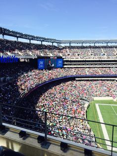 2014 international convention MetLife stadium