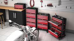 7 Drawer tool chest system | Tool Storage by Keter