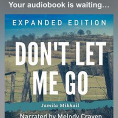 Let Me Go, Don't Let, Ya Novels, Fantasy Fiction, Bookstagram, Audiobook, Trials, Itunes, The Voice