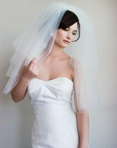 Sara Gabriel Bliss Veil Wedding Veils photo