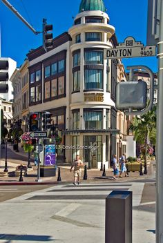 Rodeo Drive ~ Beverly Hills, California