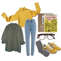 A fashion look from October 2015 featuring White Stuff socks, New Balance sneakers and Olympia Le-Tan clutches. Browse and shop related looks.