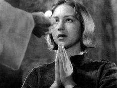 le proces de jeanne d'arc-bresson 1962
