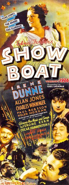 Show Boat (1936) irene #dunne #musical