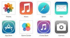 Neue iOS 7 App Icons! - http://apfeleimer.de/2013/06/neue-ios-7-app-icons - Nur wenige Stunden vor der WWDC 2013 zeigt 9to5mac neue iOS 7 Icons und bestätigt damit einerseits die Aussagen von John Gruber Alle iOS 7 Leaks sind falsch, schafft es aber dennoch die iOS 7 wir schwarz, weiß und flach These zu halten. Die neuen iOS 7 Icons sind...