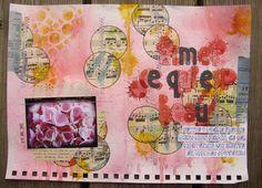 Summer art journal