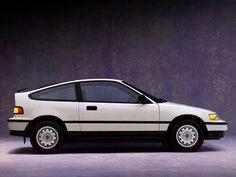 88 CRX, mine was blue, had 5 people in it once