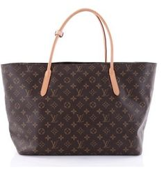 c3556005d86e Louis Vuitton Pre-Owned  Raspail Tote Monogram Canvas Mm