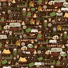 Camp A Lot By Riley Blake Designs- Purchase at http://thequiltshack.com/outdoor.html shipping is FREE  anywhere in the U.S.