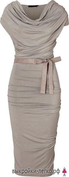 2 в 1: Платье и топ с вырезом-качели. Инструкция по распечатке выкроек и последовательность пошива | Шить просто — Выкройки-Легко.рф