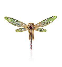 dragonfly Dragonfly Jewelry, Dragonfly Art, Insect Jewelry, Enamel Jewelry, Antique Jewelry, Silver Jewelry, Vintage Jewelry, Bijoux Art Nouveau, Art Nouveau Jewelry