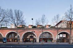 Paris, Le Viaduc Des Arts 03