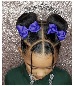 Little Girls Natural Hairstyles, Cute Toddler Hairstyles, Kids Curly Hairstyles, Baby Girl Hairstyles, Gray Hairstyles, Black Little Girl Hairstyles, Sock Bun Hairstyles, Mixed Kids Hairstyles, Childrens Hairstyles