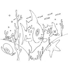 Image detail for -Under The Sea - Fish